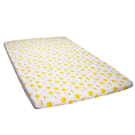 """Ducky"" Baby Mattress Cover"