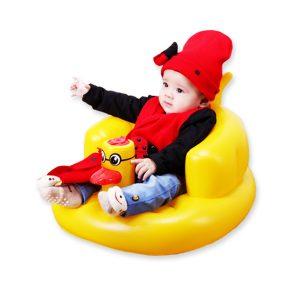 เก้าอี้เด็ก เป่าลม
