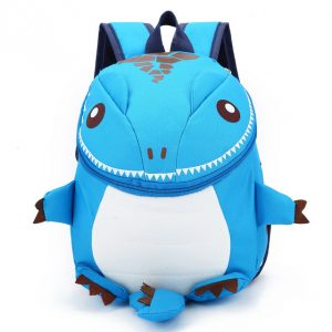 Children-backpacks-kids-kindergarten-Small-SchoolBag-Girls-Cute-animal-prints-Travel-bags-rucksack-3D-Dinosaur-Backpack